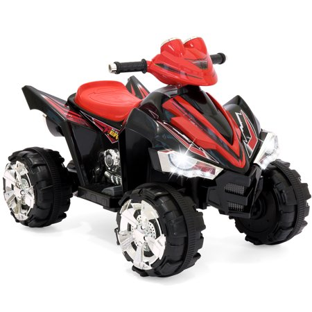 Best Choice Products 12v Kids Battery Powered Electric 4 Wheeler