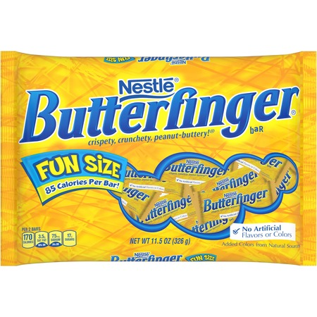 - Nestle Butterfinger Peanut Butter Milk Chocolate, 11.5 Oz.