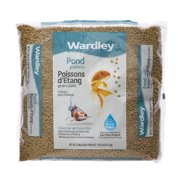 Wardley Pond Pellets Koi & Pond Fish Food, 5 lbs