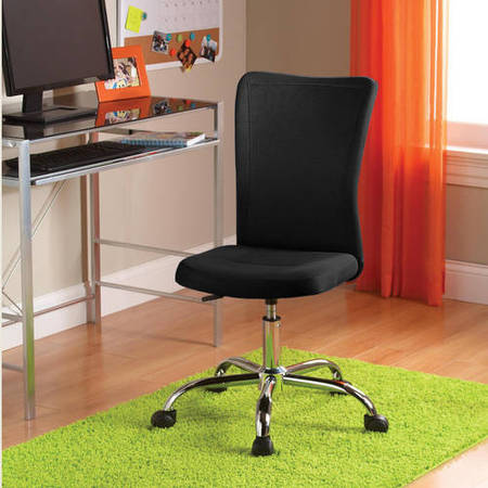 Mainstays Adjustable Mesh Desk Chair, Multiple Colors Array Small Back Chair