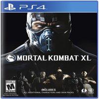 Warner Bros. Mortal Kombat XL for PlayStation 4