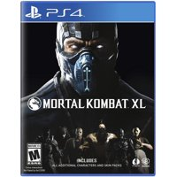 Warner Bros. Mortal Kombat XL for PlayStation 4