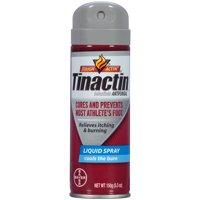 Tinactin Athlete's Foot Antifungal Treatment Liquid Spray, 5.3 oz Can