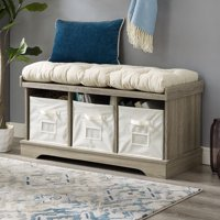 Storage Benches Bedroom Benches Walmartcom
