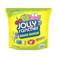 (4 Pack) Jolly Rancher, Sour Surge Hard Candy, 13 Oz