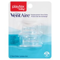 Playtex Baby VentAire Complete Tummy Comfort Replacement Vent Disks 2-Pack