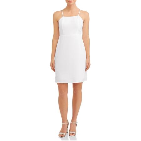 Women's Cami Mini Dress (Graphic Mini Dress)