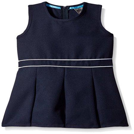 Girls Uniform Box Pleat Jumper (Tops Girls Jumpers)