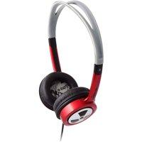 IFROGZ EarPollution Toxix Headphones - Red