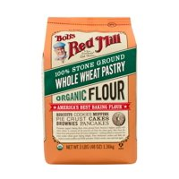 Bob's Red Mill Flour Whole Wheat Pastry, 48 Oz