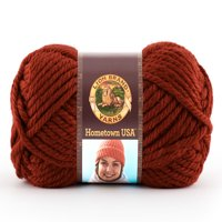 Lion Brand Yarn Hometown USA Tampa Spice 135-114 Classic Bulky Yarn