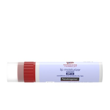 Neutrogena Norwegian Formula Lip Moisturizer With Sunscreen, Spf 15,.15 Oz. - Neutrogena Lip Sheers