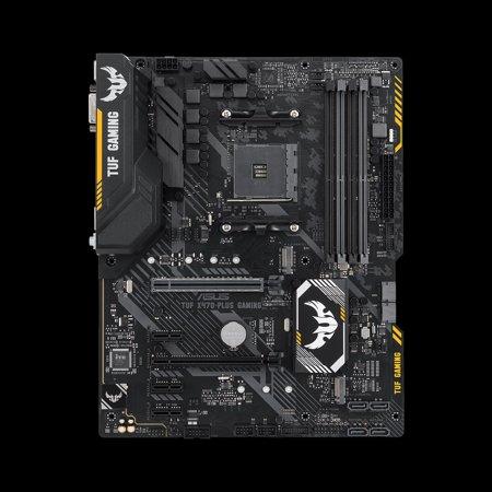 Asus Tuf X470-Plus Gaming Motherboard - TUF X470-PLUS GAMING