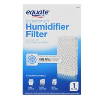 Equate Replacement Humidifer Filter, 1 Count