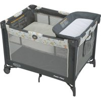 Graco Pack 'n Play Simple Solutions Playard with Bassinet, Linus