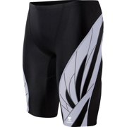 2c5d4f82e0d24 Phoenix Splice Jammer Men's Swimsuit: Black/White 34