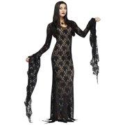 Morticia Addams Costumes