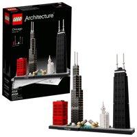 LEGO Architecture Chicago 21033 Building Set (444 Pieces)