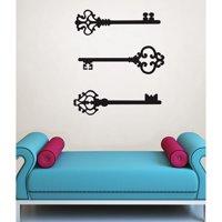 WallPops Keys To My Heart Wall Art Kit