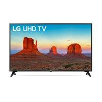 "LG 49"" Class 4K (2160) HDR Smart LED UHD TV 49UK6200PUA"