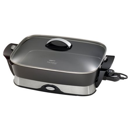 Ply Stainless Steel Electric Skillet - Presto 16