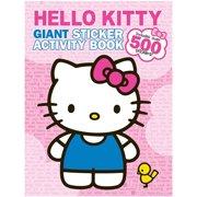 b7963b596 HELLO KITTY STICKER BK