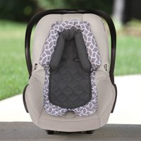 On the Goldbug 2-in-1 Infant Head Support, Grey