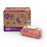 Parent's Choice Micellar Baby Wipes, 5 packs of 96 (480 count)