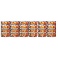 (24 Pack) Purina Friskies Extra Gravy Chunky With Chicken in Savory Gravy Wet Cat Food - 5.5 oz. Can