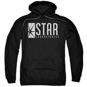 cf254737fe The Flash S.T.A.R. Mens Pullover Hoodie