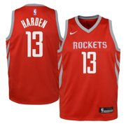 James Harden Houston Rockets Nike Youth Swingman Jersey Red - Icon Edition 8e52d58ce
