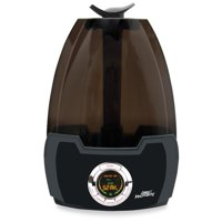 Air Innovations 1.6 Gal. Ultrasonic Cool Mist Digital Smart Humidifier For Large Rooms – Up To 500 sq. ft. Black