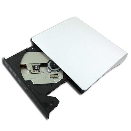 Ultra-Slim M-Disc 6 X 3D Blu-ray Burner 4K UHD Movies Player for Asus VivoBook Max X541 X 541NA X541SA-PD0703X X541UA 15.6 (La Masia Best Players)