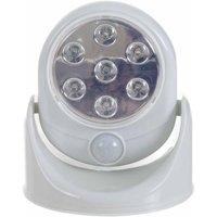 Trademark Global Cordless Outdoor Motion Sensor LED Light