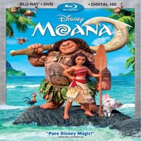 Moana (Blu-ray + DVD + Digital HD)