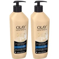 (2 Pack) Olay Total Effects Advanced Anti-Aging Body Lotion, 13.5 fl oz