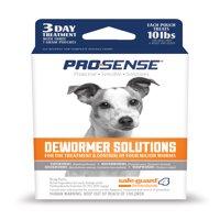Pro-Sense Dog Dewormer Solutions Safe-Guard 1 Gram, 3-Count
