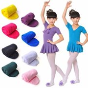 67d845331f598 Kids Girls Soft Pantyhose Tights Stockings Ballet Dance Socks Velvet Candy  Color