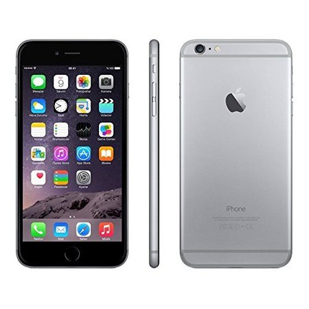 Used (Good Condition) Apple iPhone 6S 16GB Unlocked GSM iOS Phone Multi Colors (Space Gray/Black)
