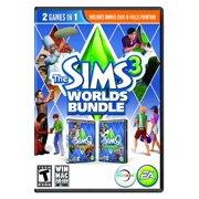 sims 3 world bundle serial code