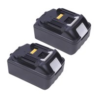 Replacement For Makita BL1815 Power Tool Battery (3000mAh, 18v, Li-Ion) - 2 Pack