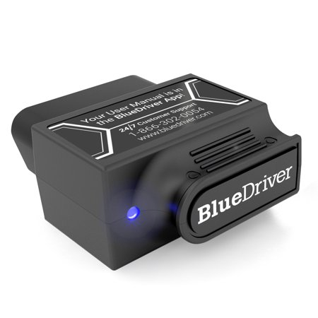 BlueDriver Bluetooth Professional OBDII Scan Tool for iPhone, iPad &