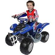 Yamaha Raptor ATV 12-Volt Battery-Powered Ride-On