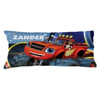 Personalized Blaze and the Monster Machines Kids Pillowcase