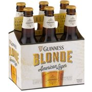 Guinness Blond Lager, 6 pack, 11.2 fl oz
