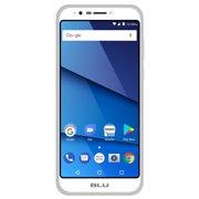 BLU Studio View XL S790Q 16GB Unlocked GSM Dual-SIM Android Phone w/ 13MP Camera - Silver