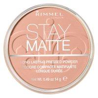 Rimmel Stay Matte Pressed Powder, Silky Beige