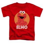 Toddler Sesame Street Smiley Elmo Apparel Baby T Shirt