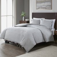 Better Homes and Gardens Assorted Ticking Stripes Duvet Cover Collection