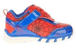 Marvel Spiderman Toddler Boy's Athletic Shoe